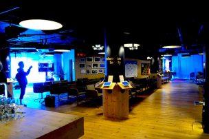エストニア e-Govのショールーム内部